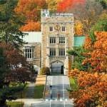 Vassar College Autumn