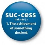 Definition of Success circle
