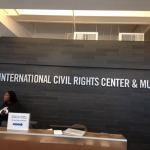 Civil Rights Museum Lobby