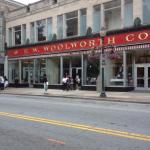 Woolworth Bldg, Greensboro
