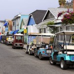 Catalina Island golf carts